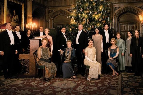 Downton Abbey TV show sequel film (canceled or renewed?)