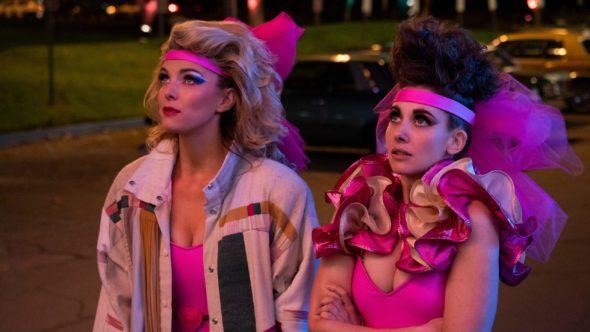 Glow TV show on Netflix: (canceled or renewed?)