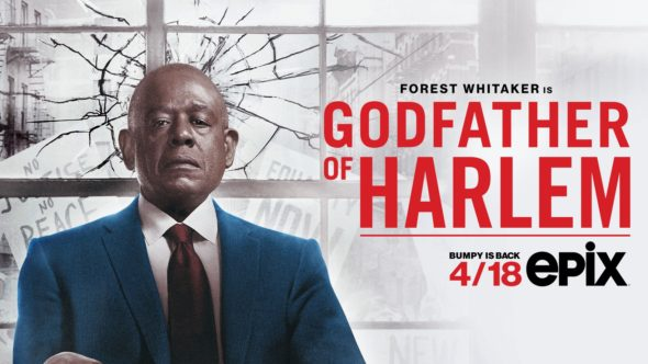 Godfather of Harlem TV show on Epix: canceled or renewed for season 3?