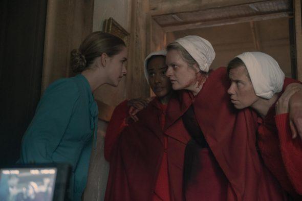 The Handmaid's Tale TV show on Hulu: canceled or renewed for season 5?