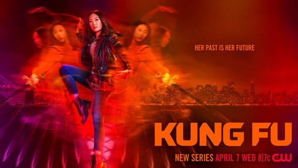 Kung Fu TV show on The CW: season 1 ratings