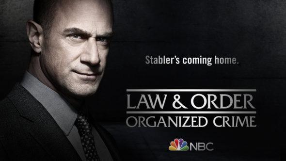 Law & Order: Organized Crime TV show on NBC: season 1 ratings (canceled or renewed for season 2?)