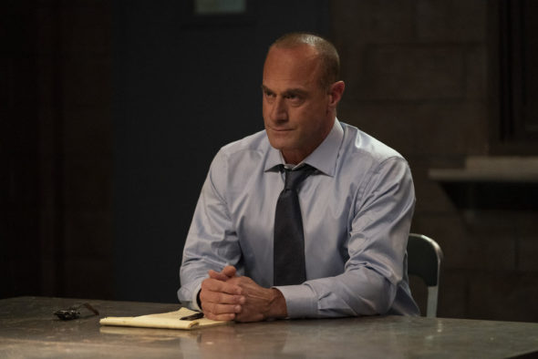 Law & Order: Organized Crime TV show on NBC: canceled or renewed?