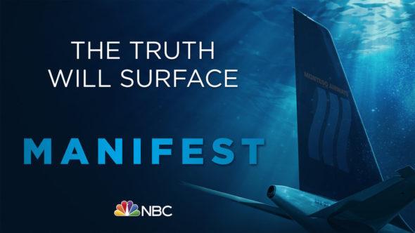 Manifest TV show on NBC: season 3 ratings