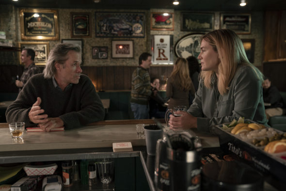 Mare of Easttown TV show on HBO: season 1 ratings