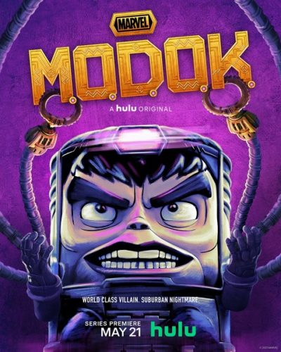 Marvel's MODOK TV Show on Hulu: canceled or renewed?