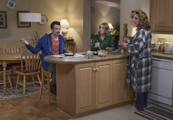 The Moodys TV show on FOX: (canceled or renewed?)