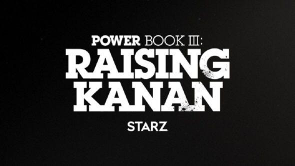 Power Book III: Raising Kanan TV Show on Starz: canceled or renewed?