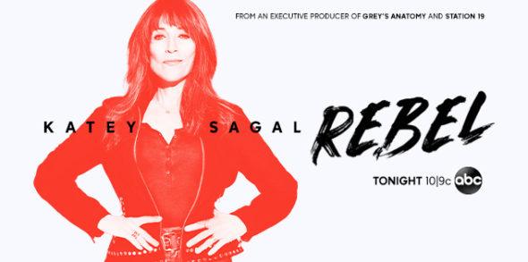 Rebel TV show on ABC: season 1 ratings