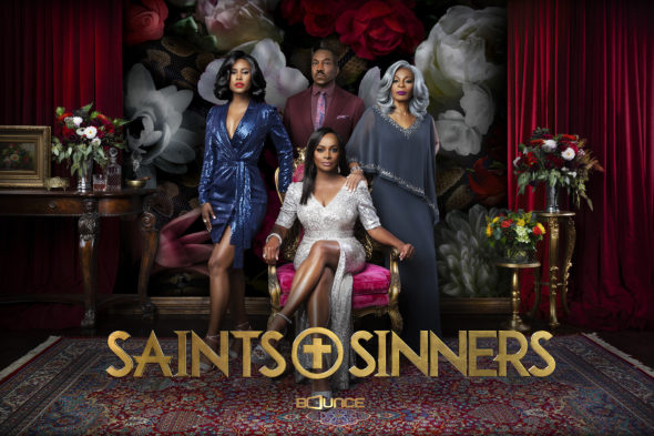 Saints & Sinners TV show on Bounce TV: canceled or renewed for season 6?