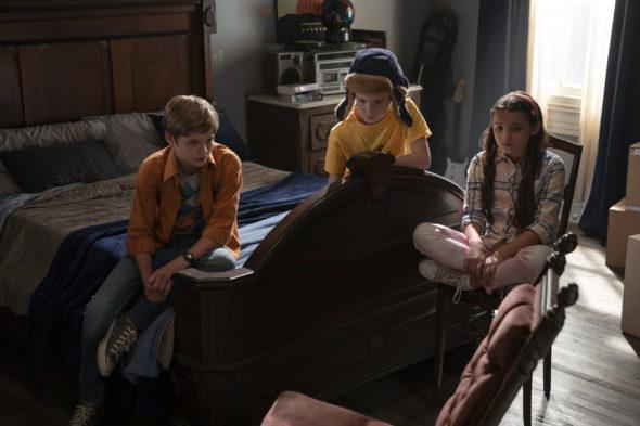 Secrets of Sulphur Springs TV Show on Disney Channel: canceled or renewed?