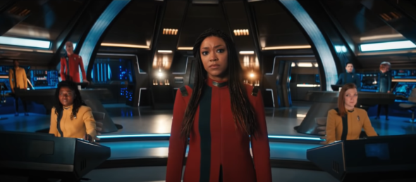 Star Trek: Discovery TV show on Paramount+: season 4
