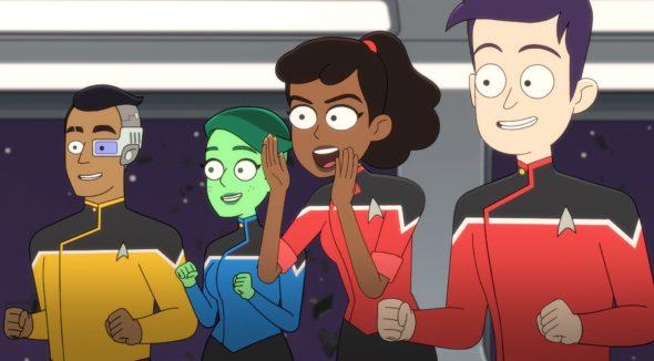 Star Trek: Lower Decks TV show on Paramount+: season 3 renewal, season 2 premiere date