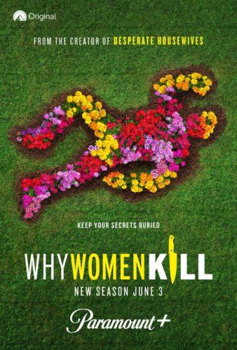 Why Women Kill TV show on Paramount+: season 2 premiere date