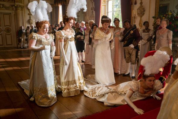 Bridgerton TV show on Netflix: (canceled or renewed?)