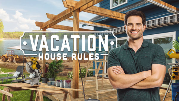 Vacation House Rules TV Show on HGTV: canceled or renewed?