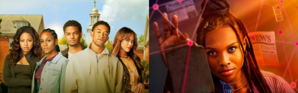 All American: Homecoming and Naomi TV shows on The CW: canceled or renewed?