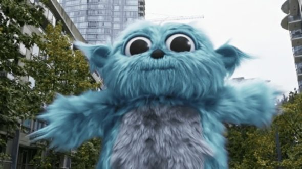 Beebo Saves Christmas special on The CW