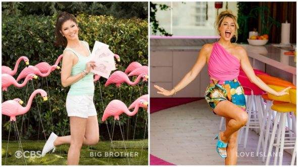 Big Bother (season 23) and Love Island (season 3) on CBS premiere date