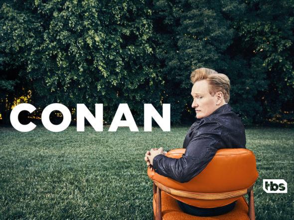 Conan TV show on TBS: ending, no season 12