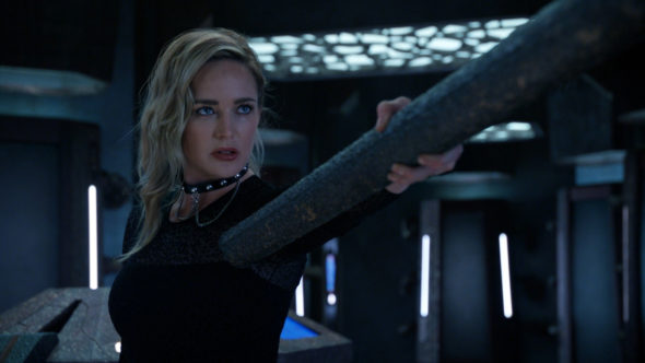DC's Legends of Tomorrow TV Show on The CW: canceled or renewed?