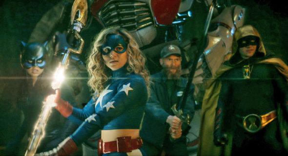 DC's Stargirl TV show on The CW: season 3 renewal