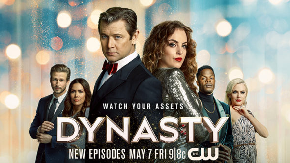 Dynasty TV show on The CW: season 4 ratings