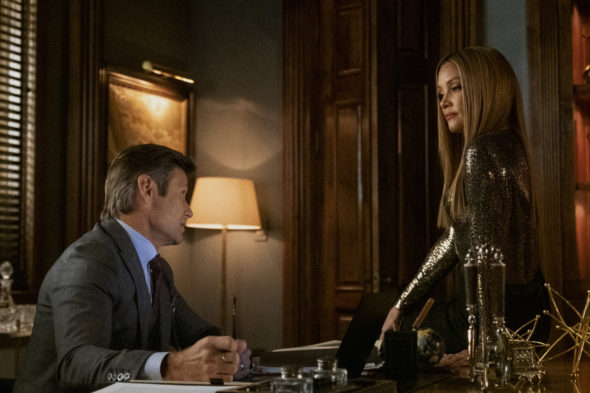 Dynasty TV show on The CW: canceled or renewed for season 5?