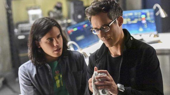 The Flash TV show on THe CW: 2 stars leaving season 7