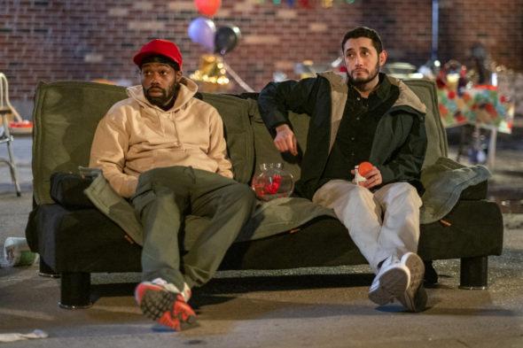 Flatbush Misdemeanors TV show on Showtime: canceled or renewed for season 2?