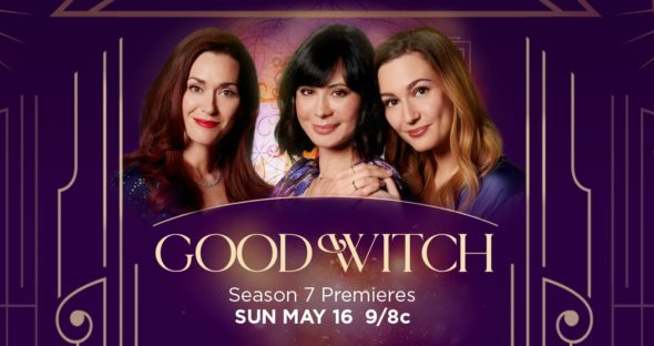 Good Witch TV show on Hallmark Channel: season 7 ratings