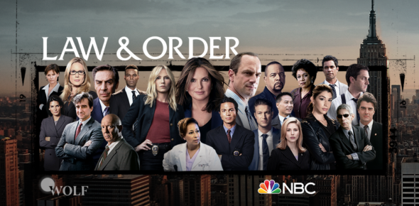Law & Order: For the Defense TV show on NBC ordered