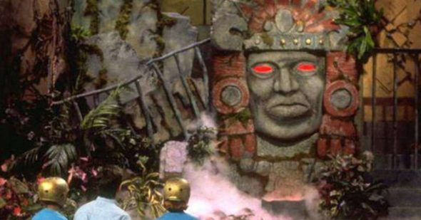 Legends of the Hidden Temple TV show ordered by The CW