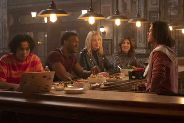 Leverage: Redemption TV show on IMDb TV: premiere date