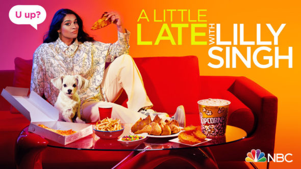 A Little Late with Lilly Singh TV show on NBC: ending, no season 3