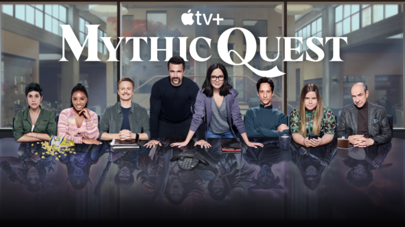 Mythic Quest TV show on Apple TV+: canceled or renewed for season 3?
