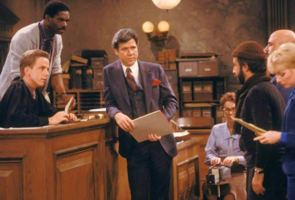 Night Court TV Show on NBC: canceled or renewed?