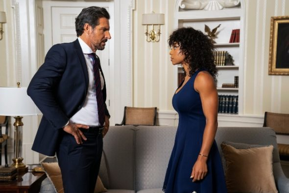 Tyler Perry's The Oval TV show on BET: season 2 return date