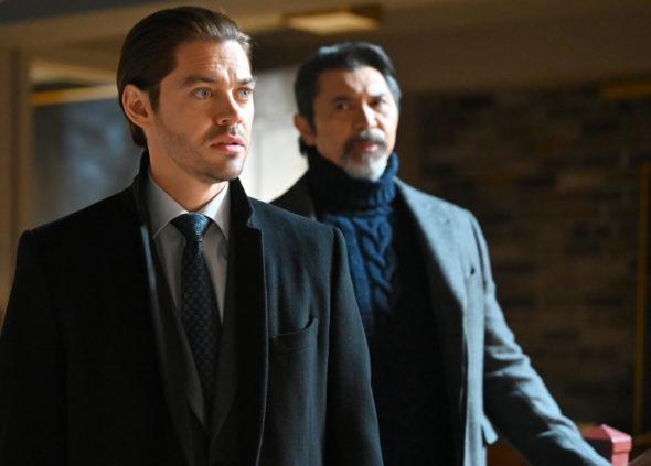 Prodigal Son TV show on FOX: canceled, no season 3 for 2021-22