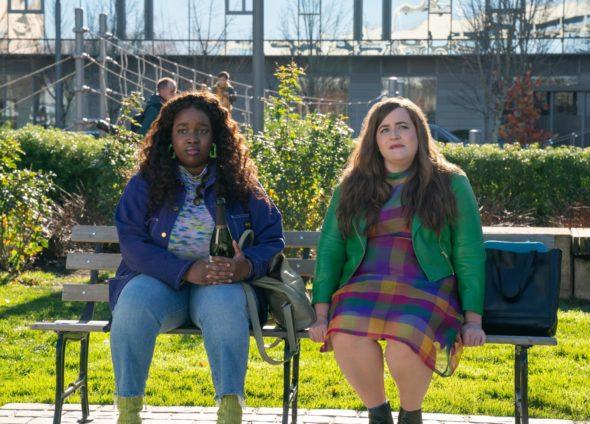 Shrill TV show on Hulu: canceled? renewed for season 4?