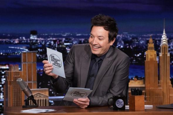 The Tonight Show Starring Jimmy Fallon TV show on NBC: renewed for five seasons