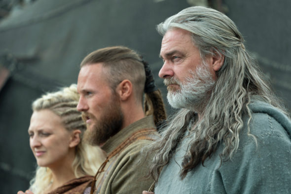 Vikings TV show on History: final episodes