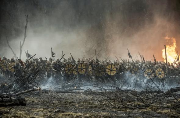 Vikings: Valhalla TV Show on Netflix: canceled or renewed?