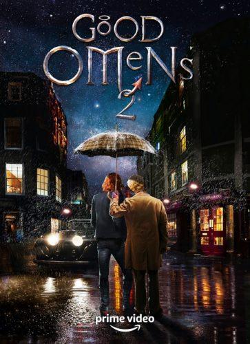 Good Omens TV series on Amazon Prime Video: season 2 renewal
