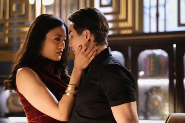 Kung Fu TV Show on The CW: canceled or renewed?