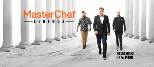 MasterChef TV show on FOX: season 11 ratings (Legends)