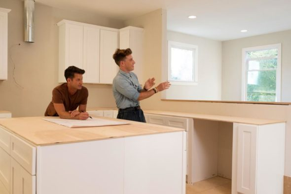 The Nate & Jeremiah Home Project TV Show on HGTV: canceled or renewed?