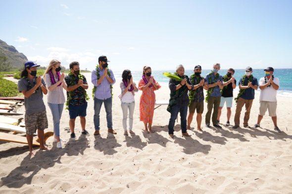 NCIS: Hawaii TV show on CBS: canceled or renewed?