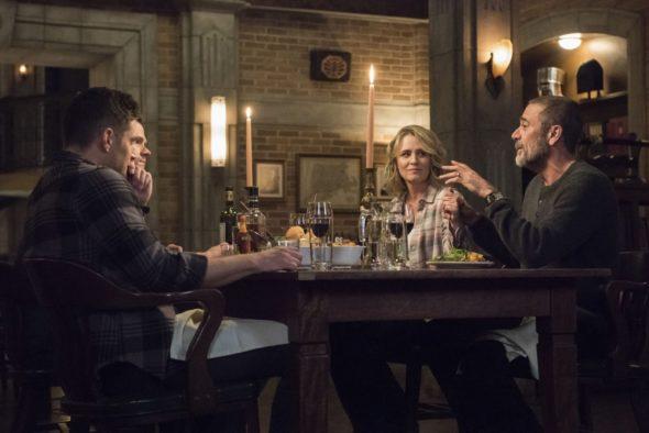 Programa de televisión sobrenatural en The CW: ¿cancelado o extendido?