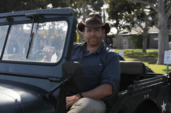 Expedition Unknown TV Show on Discovery Channel: canceled or renewed?